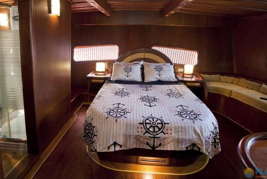 S.Dogu Rent Yacht Gulet Boat Charter Turkey 03