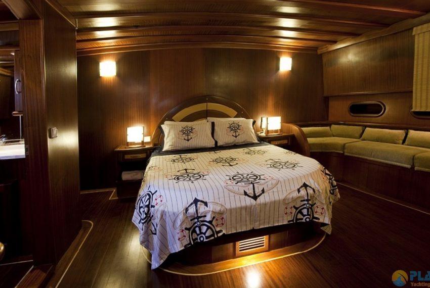 S.Dogu Rent Yacht Gulet Boat Charter Turkey 04