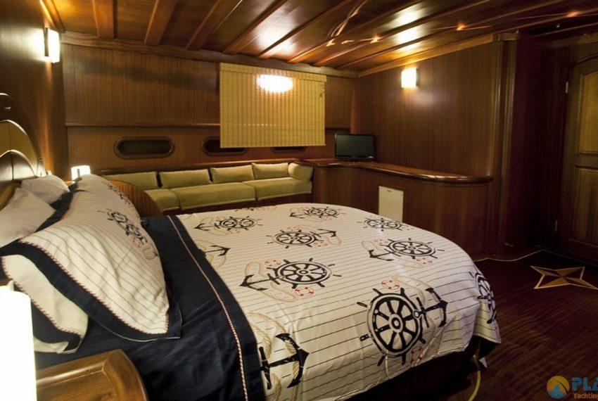 S.Dogu Rent Yacht Gulet Boat Charter Turkey 05