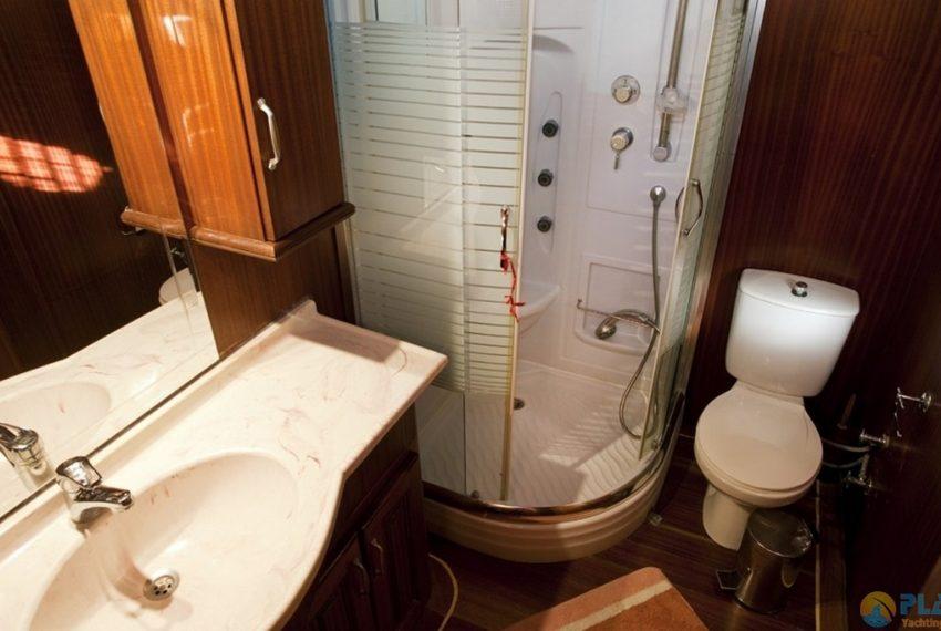 S.Dogu Rent Yacht Gulet Boat Charter Turkey 07
