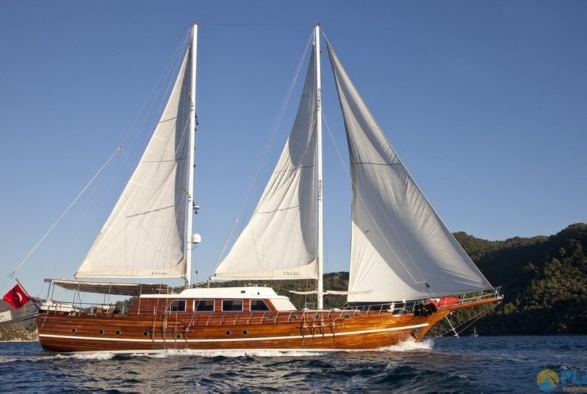 S.Dogu Rent Yacht Gulet Boat Charter Turkey 09