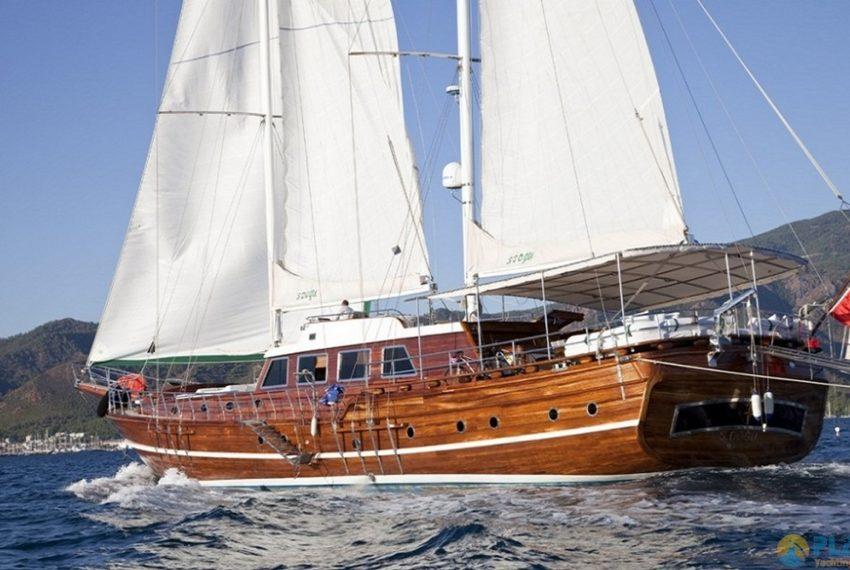 S.Dogu Rent Yacht Gulet Boat Charter Turkey 10