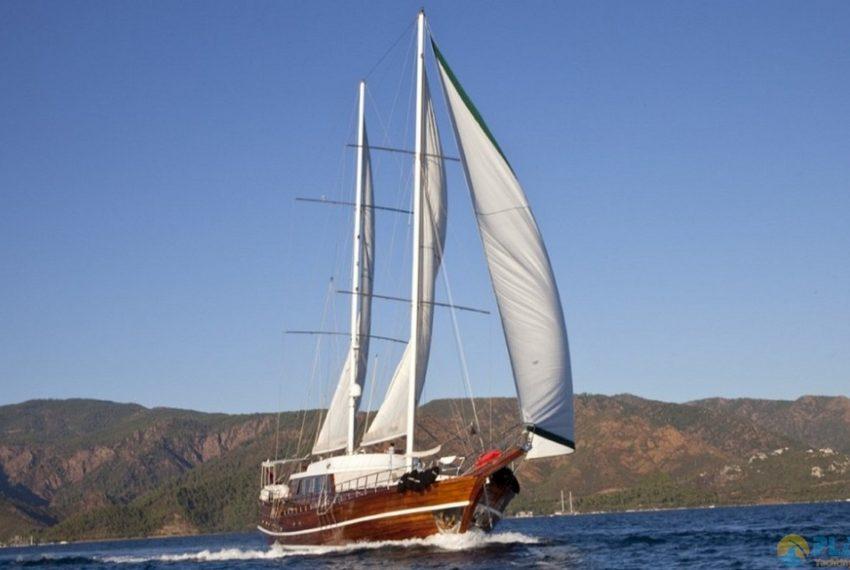 S.Dogu Rent Yacht Gulet Boat Charter Turkey 11