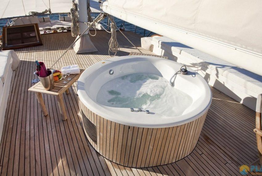 S.Dogu Rent Yacht Gulet Boat Charter Turkey 14