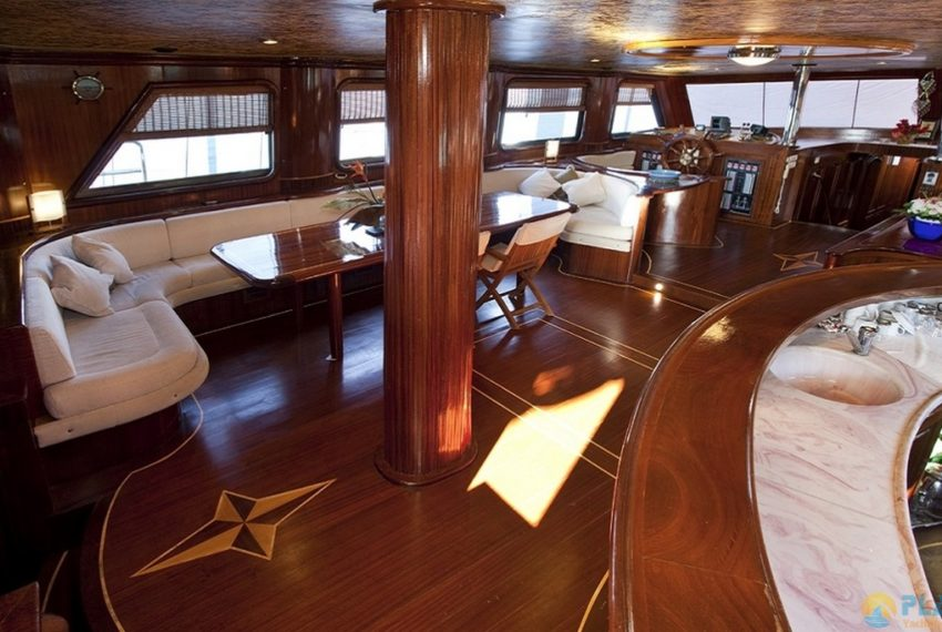 S.Dogu Rent Yacht Gulet Boat Charter Turkey 16