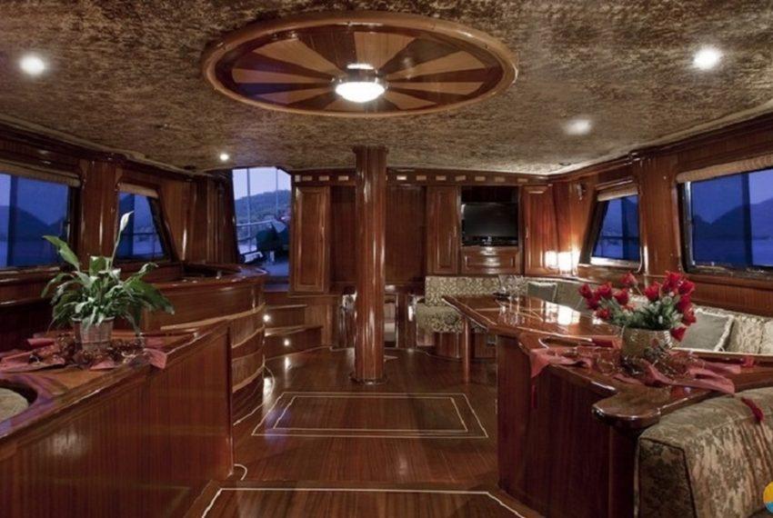 S.Dogu Rent Yacht Gulet Boat Charter Turkey 17