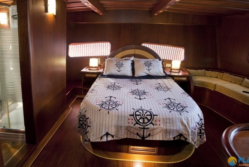 S.Dogu Rent Yacht Gulet Boat Charter Turkey