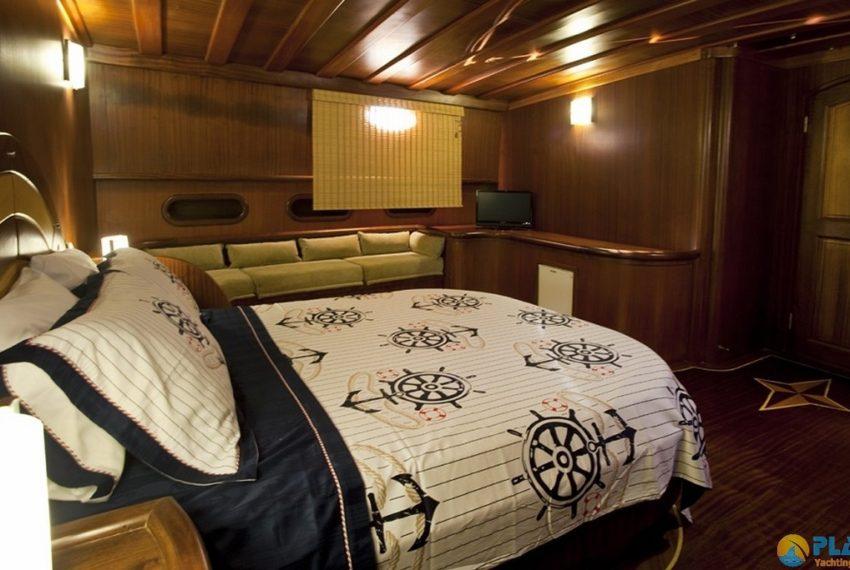 S.Dogu Rent Yacht Gulet Boat Charter Turkey 21