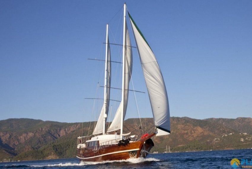 S.Dogu Rent Yacht Gulet Boat Charter Turkey 27