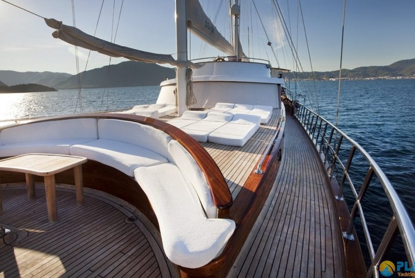 S.Dogu Rent Yacht Gulet Boat Charter Turkey 29
