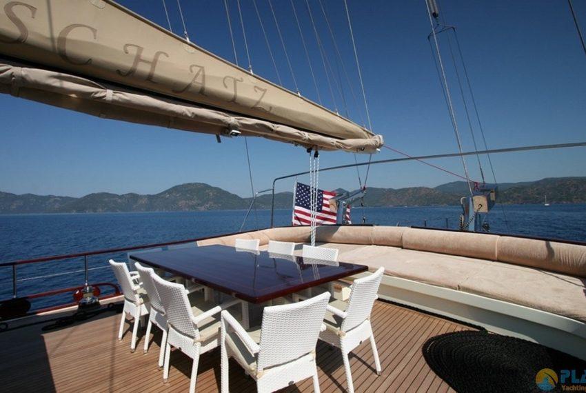 Schatz Rent Yacht Gulet Boat Charter Turkey 03