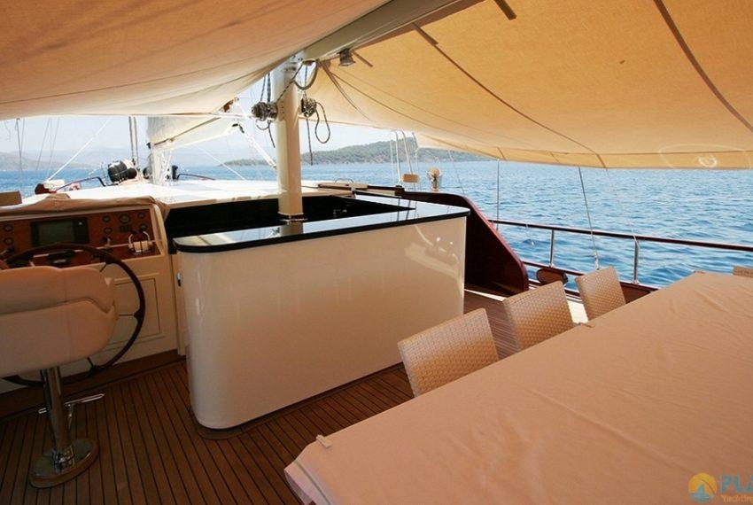 Schatz Rent Yacht Gulet Boat Charter Turkey 04