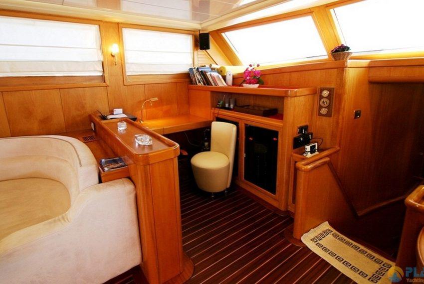 Schatz Rent Yacht Gulet Boat Charter Turkey 06