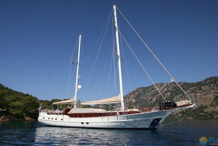 Schatz Rent Yacht Gulet Boat Charter Turkey 10