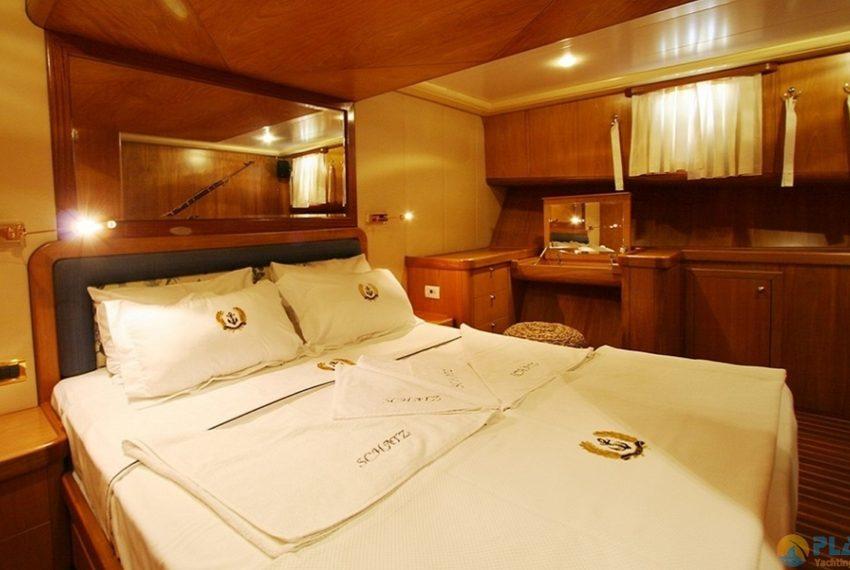 Schatz Rent Yacht Gulet Boat Charter Turkey 14