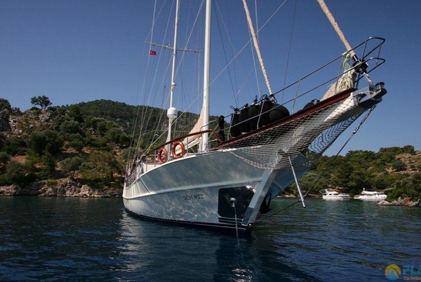 Schatz Rent Yacht Gulet Boat Charter Turkey 23