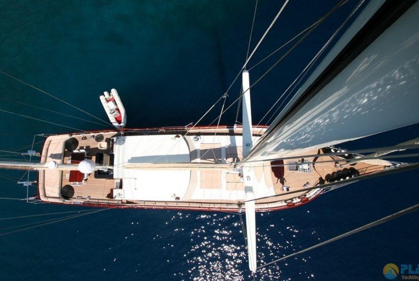Schatz Rent Yacht Gulet Boat Charter Turkey 24