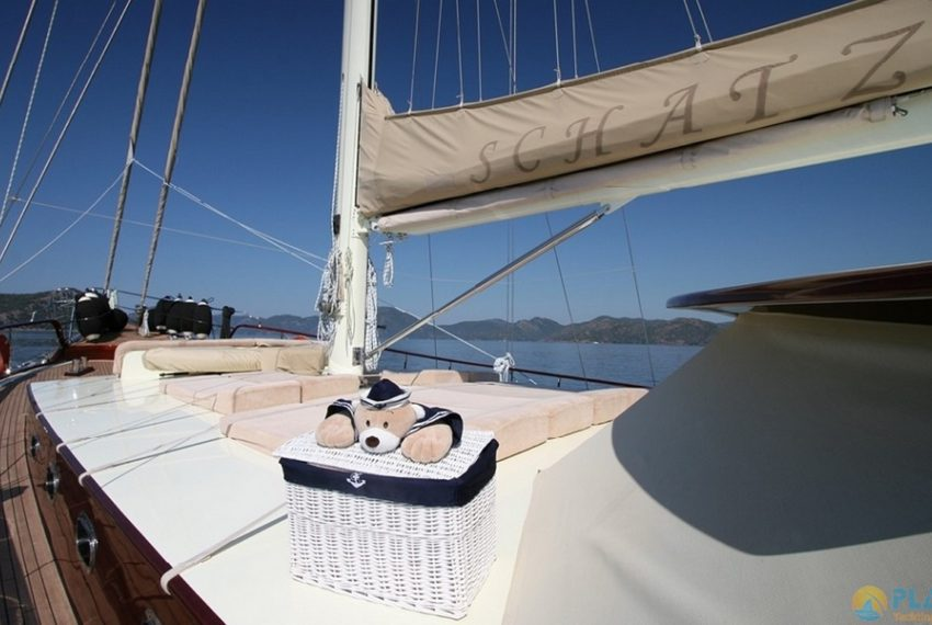Schatz Rent Yacht Gulet Boat Charter Turkey 26