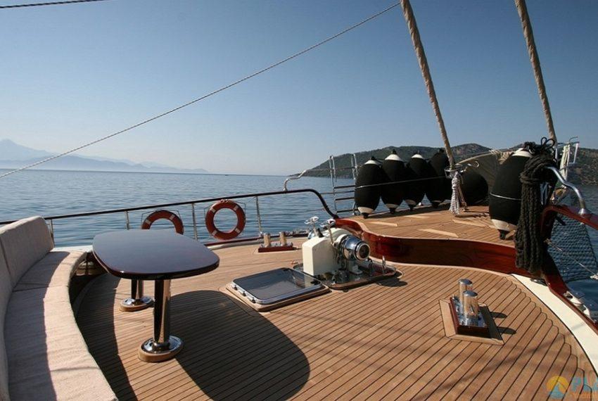 Schatz Rent Yacht Gulet Boat Charter Turkey 27