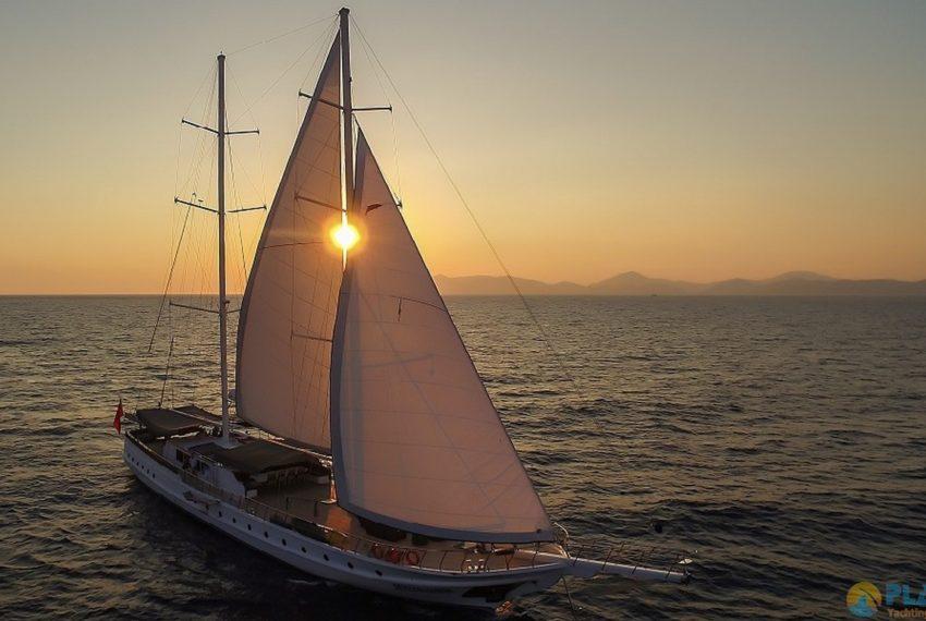 Seyhan Hanna Rent Yacht Gulet Boat Charter Turkey 01