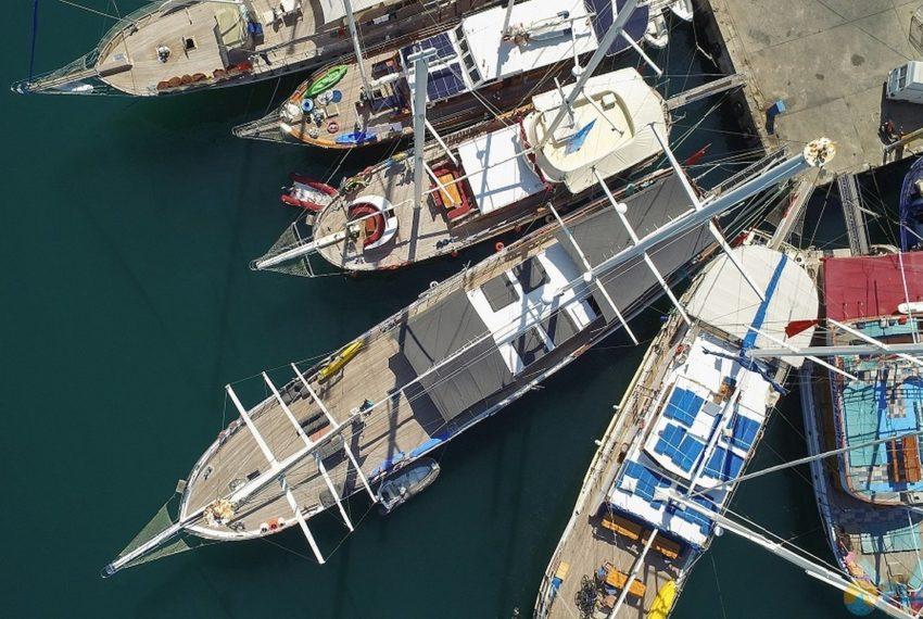 Seyhan Hanna Rent Yacht Gulet Boat Charter Turkey 02