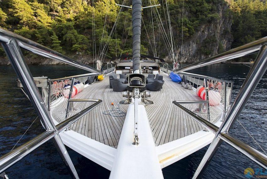 Seyhan Hanna Rent Yacht Gulet Boat Charter Turkey 03