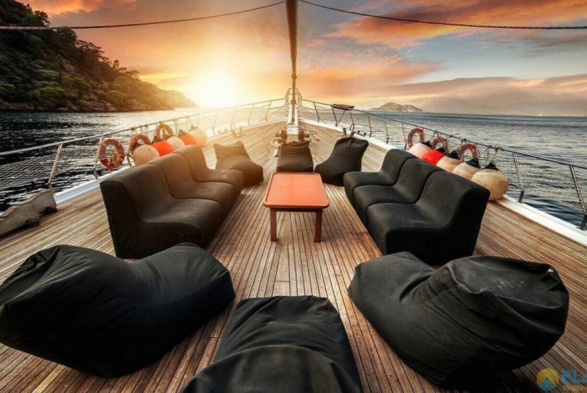 Seyhan Hanna Rent Yacht Gulet Boat Charter Turkey 05
