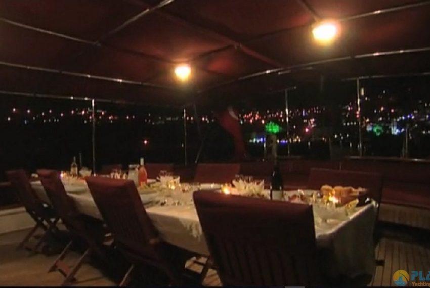 Seyhan Hanna Rent Yacht Gulet Boat Charter Turkey 06