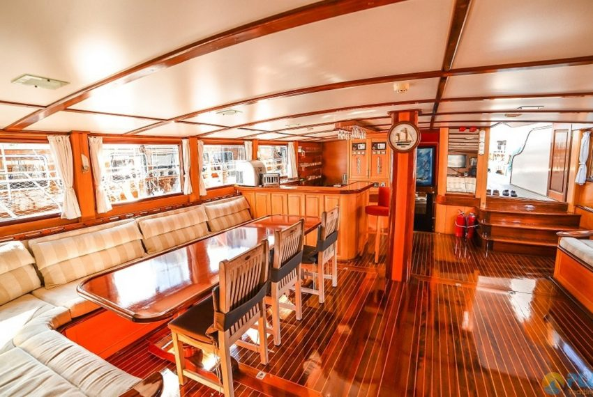 Seyhan Hanna Rent Yacht Gulet Boat Charter Turkey 07