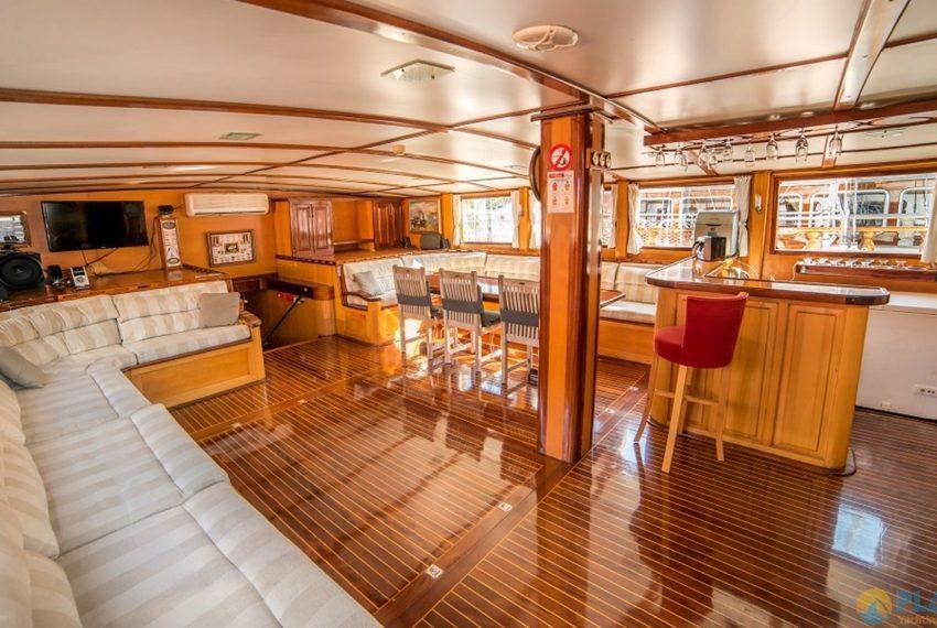 Seyhan Hanna Rent Yacht Gulet Boat Charter Turkey 08