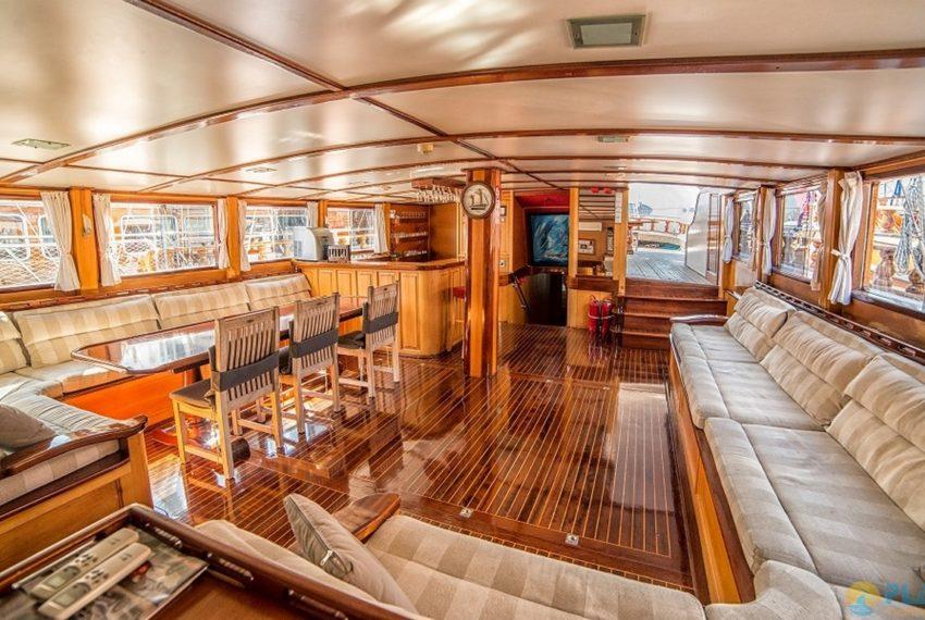 Seyhan Hanna Rent Yacht Gulet Boat Charter Turkey 09