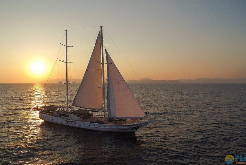 Seyhan Hanna Rent Yacht Gulet Boat Charter Turkey 12
