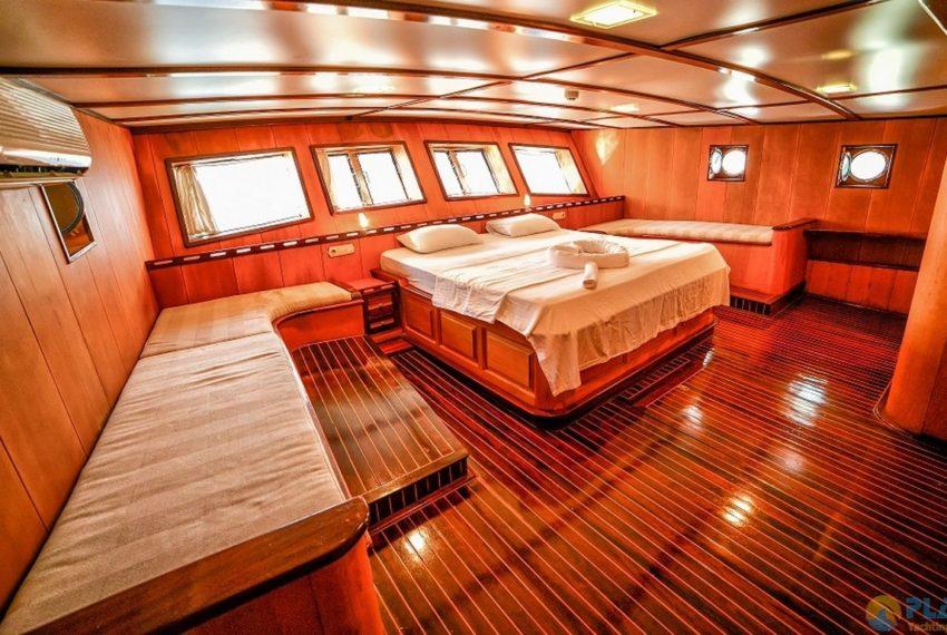 Seyhan Hanna Rent Yacht Gulet Boat Charter Turkey 13