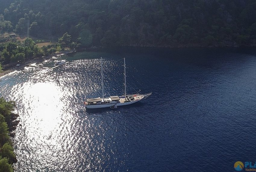 Seyhan Hanna Rent Yacht Gulet Boat Charter Turkey 23