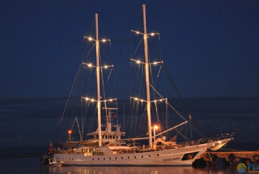 Seyhan Hanna Rent Yacht Gulet Boat Charter Turkey 25