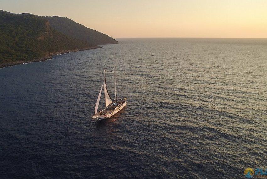 Seyhan Hanna Rent Yacht Gulet Boat Charter Turkey 26