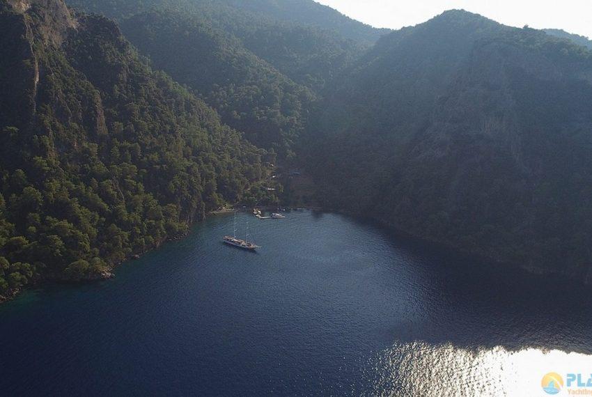 Seyhan Hanna Rent Yacht Gulet Boat Charter Turkey 27