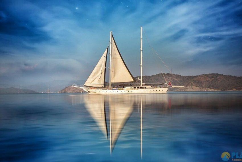 Seyhan Hanna Rent Yacht Gulet Boat Charter Turkey 29