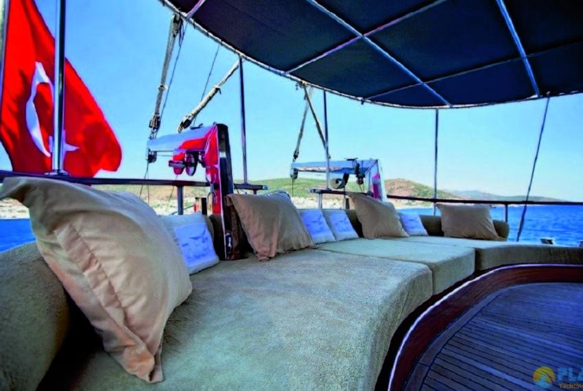ilknur sultan Rent Yacht Gulet Boat Charter Turkey 01
