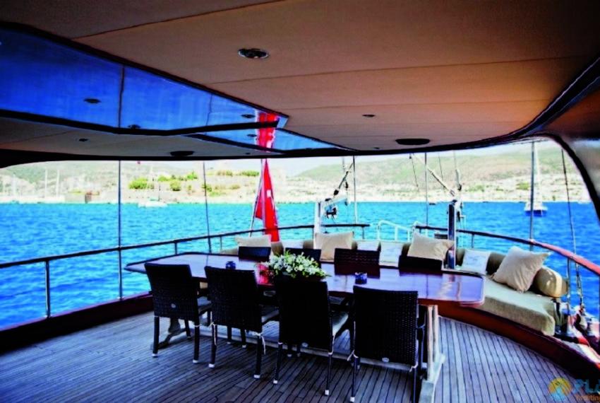 ilknur sultan Rent Yacht Gulet Boat Charter Turkey 02
