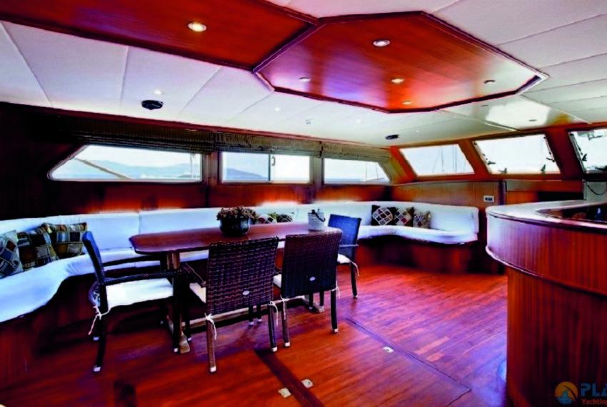 ilknur sultan Rent Yacht Gulet Boat Charter Turkey 04