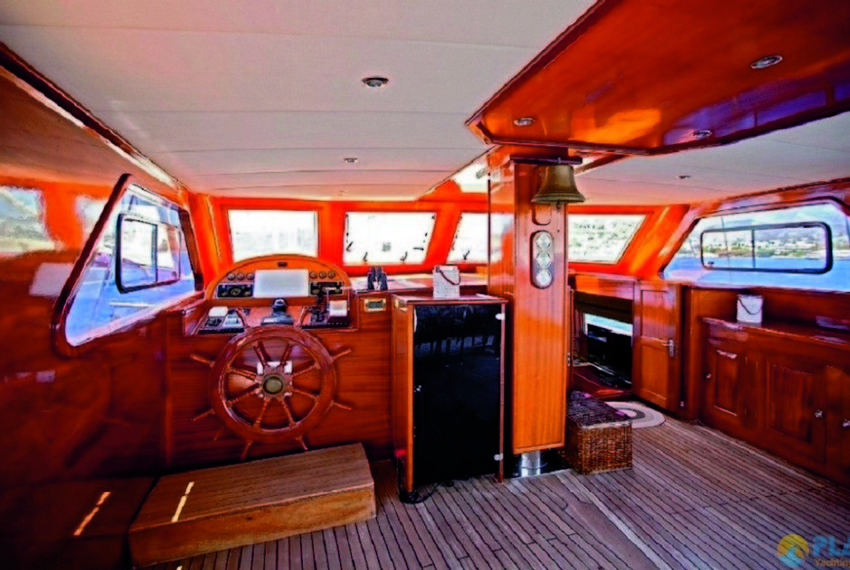 ilknur sultan Rent Yacht Gulet Boat Charter Turkey 05