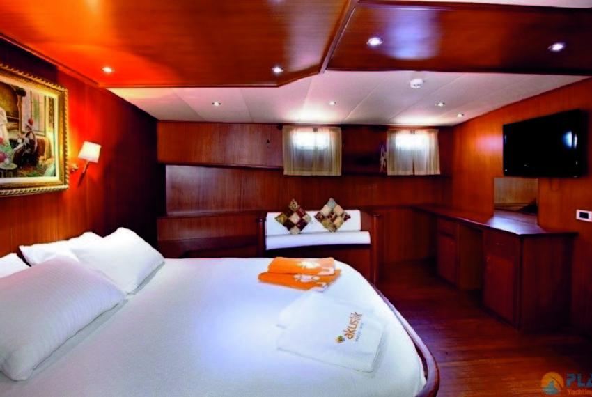 ilknur sultan Rent Yacht Gulet Boat Charter Turkey 07