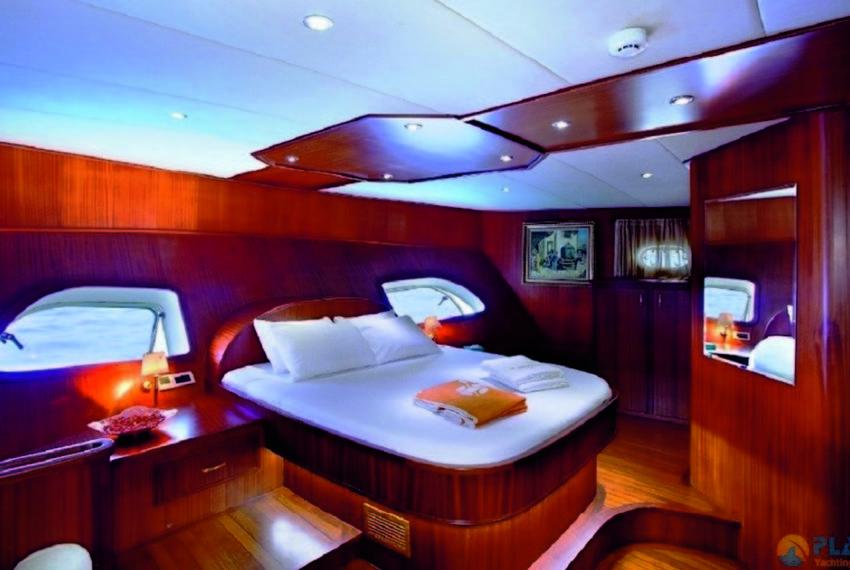 ilknur sultan Rent Yacht Gulet Boat Charter Turkey 09