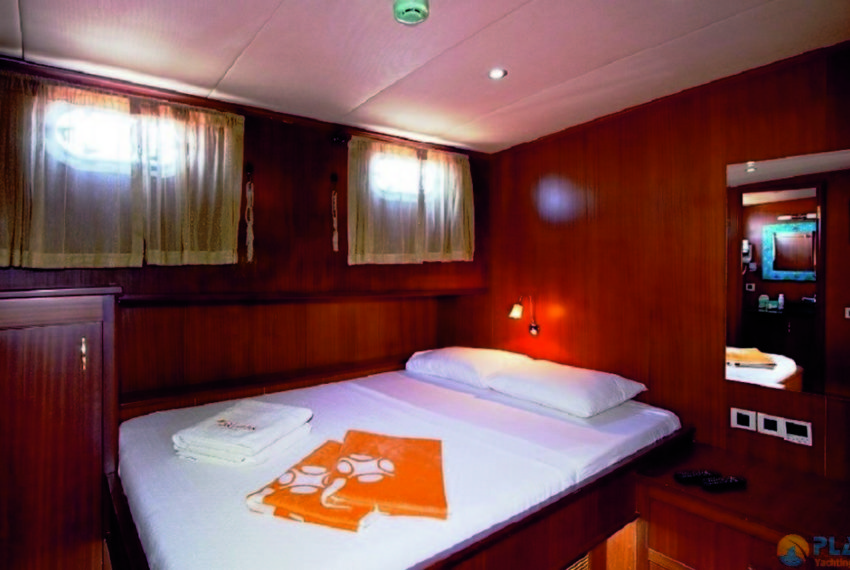 ilknur sultan Rent Yacht Gulet Boat Charter Turkey 10