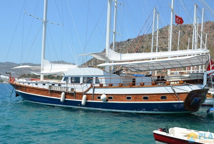 Miss Vela Yacht Gulet - Yacht Charter Marmaris Turkey Platin Yachting 01