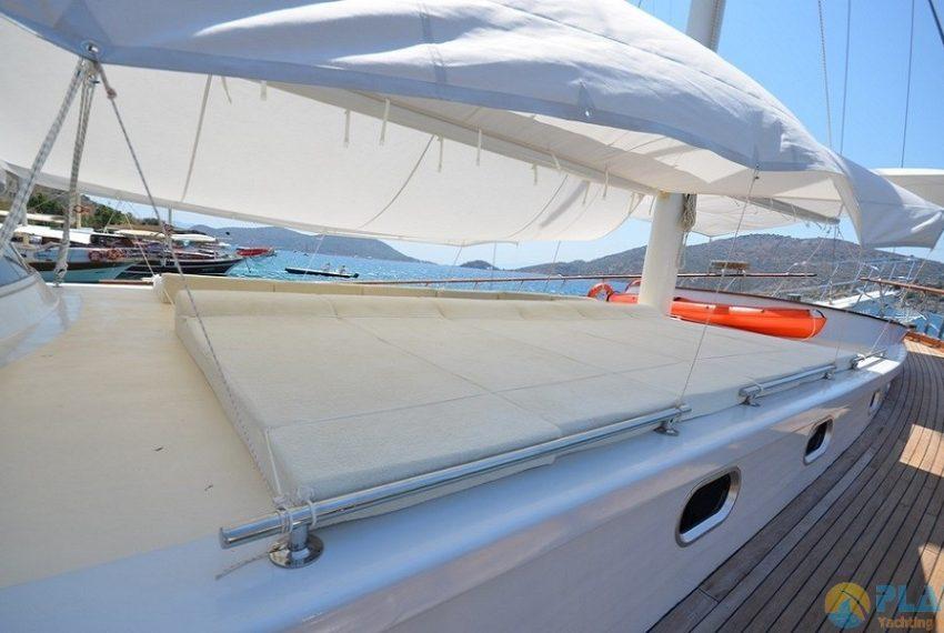Miss Vela Yacht Gulet - Yacht Charter Marmaris Turkey Platin Yachting 04
