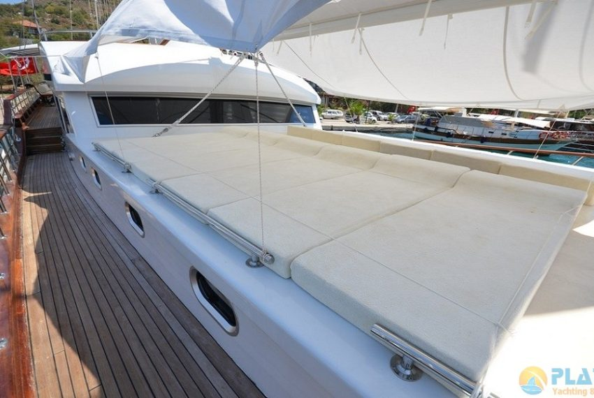 Miss Vela Yacht Gulet - Yacht Charter Marmaris Turkey Platin Yachting 05