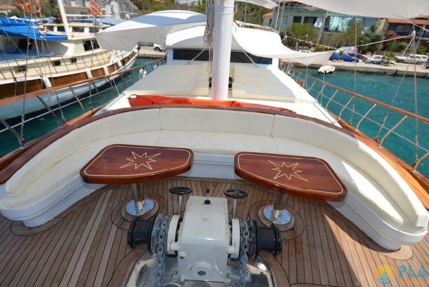 Miss Vela Yacht Gulet - Yacht Charter Marmaris Turkey Platin Yachting 06