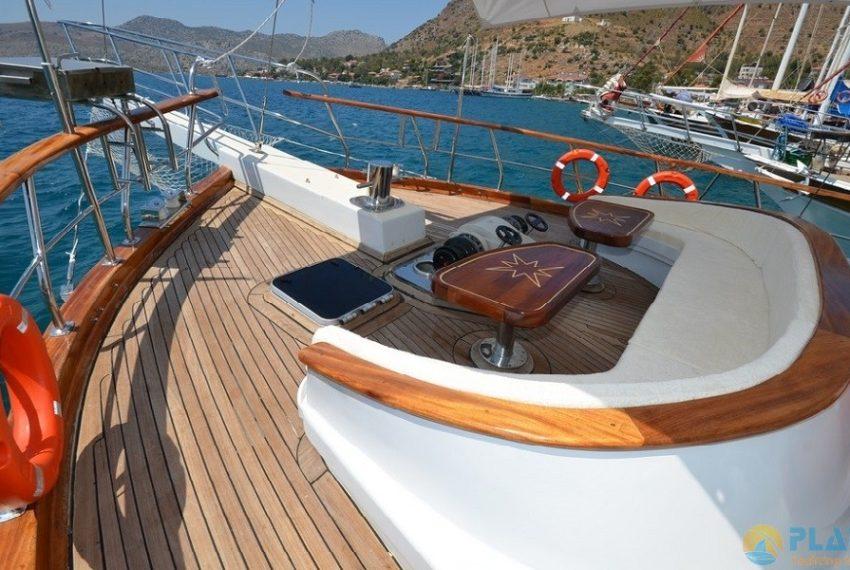 Miss Vela Yacht Gulet - Yacht Charter Marmaris Turkey Platin Yachting 07